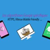 exemples d' algorithmes Google https vitesse mobile friendly