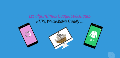 exemples d' algorithmes Google https vitesse mobile friendly