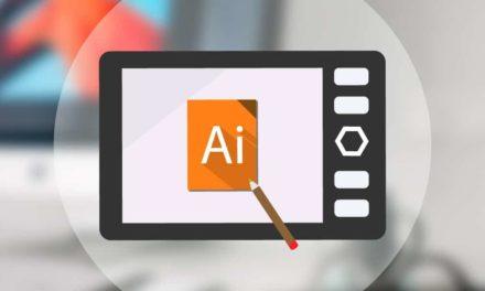 Réaliser une icône flat design avec effet long shadow sous Illustrator