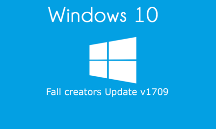 Windows 10 Fall Creators Update : faites la mise à jour maintenant