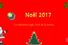 Sélection d'objets high-tech à moins de 50 euros pour noël 2017