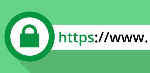 Avantages site internet en https